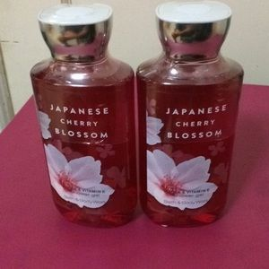 COPY - Bath and Body Works Cherry Blossom Shower …
